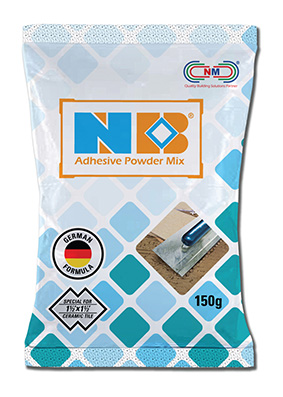 NB Adhesive Powder Mix