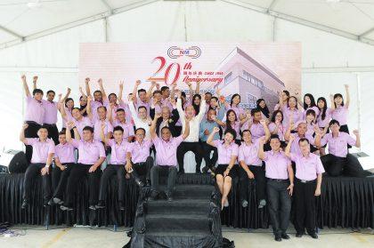 Nilai Mayang New Head Quarter Grand Opening & 20th Year Anniversary