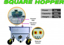Square Hopper