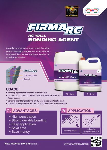 Firma RC Wall Bonding Agent
