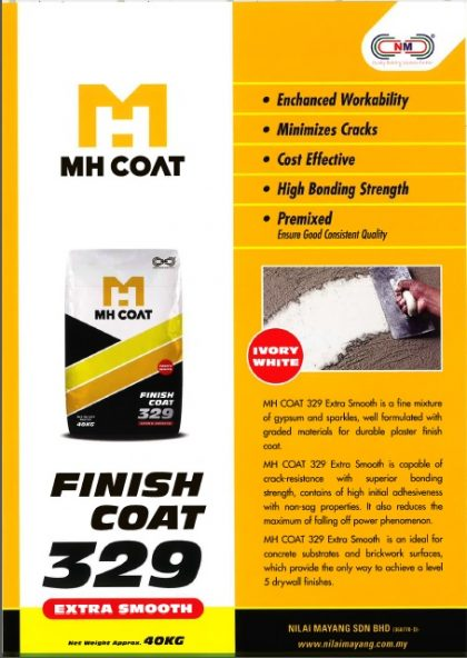 MH Coat 329 Extra Smooth