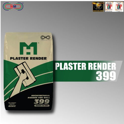 PLASTER RENDER 399
